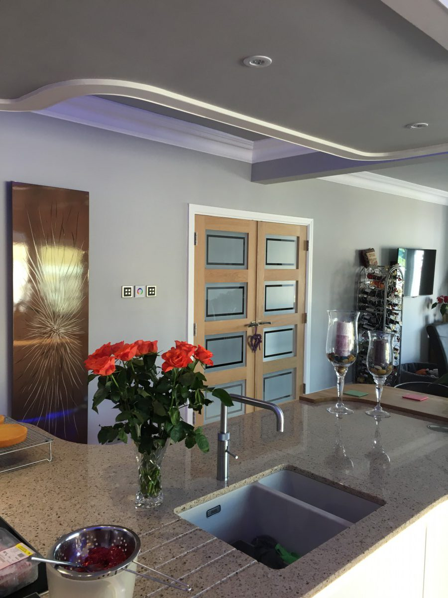 Audio and Lighting Systems Installation