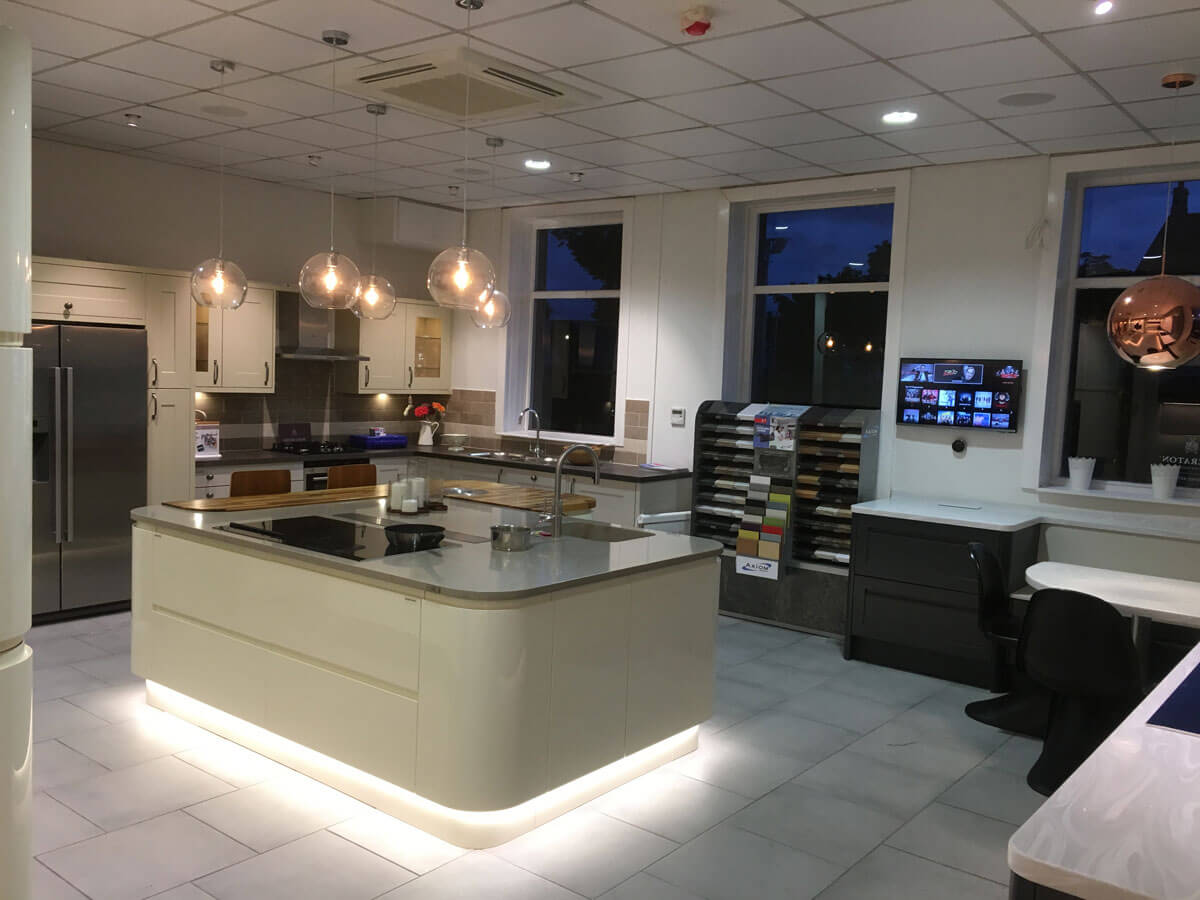 EAV partner with Atlantis Kitchens