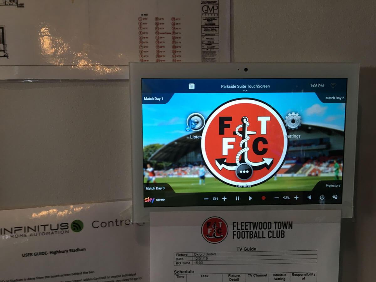 Infintus EAV Fleetwood Town FC